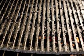 Use OIL-OUT to remove oil and grease from BBQ and cooking surfaces.