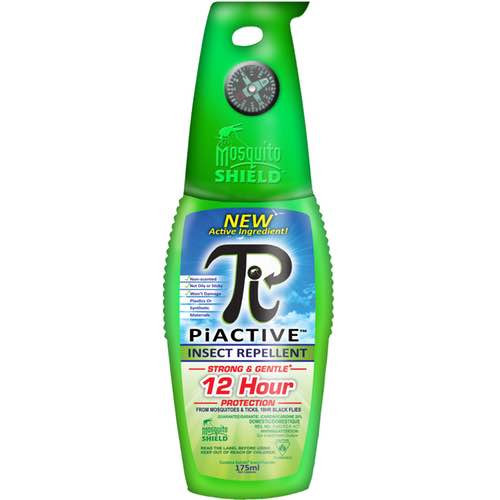 PiActive Mosquito Shield - Deet Free
