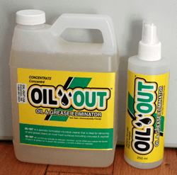 OIL-OUT 1 Litre Concentrate