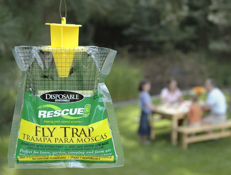 Rescue! Disposable Non-toxic Fly Trap Regular Size