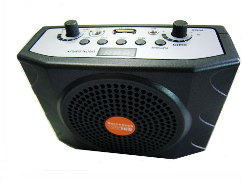 Portable Waistband Voice Booster PA Loud Speaker Amplifier