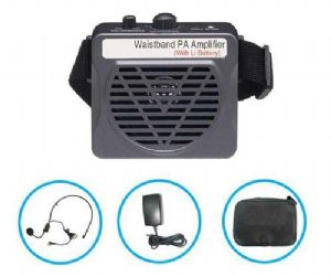 Personal Waistband Portable PA System